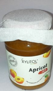 Xylitol Apricot Jam
